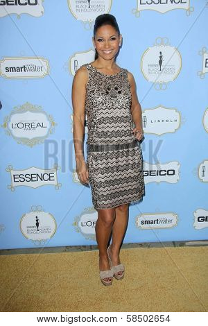 Salli Richardson-Whitfield at the 6th Annual Essence Black Women in Hollywood Luncheon, Beverly Hills Hotel, Beverly Hills, C A 02-21-13