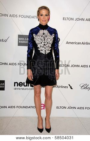 Jenna Elfman at the Elton John Aids Foundation 21st Academy Awards Viewing Party, West Hollywood Park, West Hollywood, CA 02-24-13