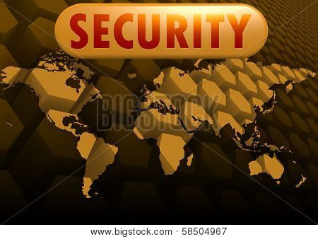 Security World Map