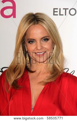 Mena Suvari at the Elton John Aids Foundation 21st Academy Awards Viewing Party, West Hollywood Park, West Hollywood, CA 02-24-13
