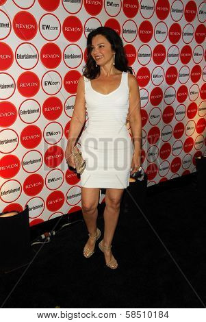 LOS ANGELES - AUGUST 26: Fran Drescher at the Entertainment Weekly Magazine's 4th Annual Pre-Emmy Party in Republic on August 26, 2006 in Los Angeles, CA.