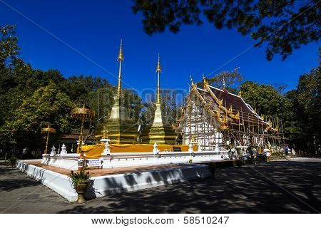 Phrathat Doi Tung Temple