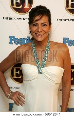 WEST HOLLYWOOD - AUGUST 27: Constance Marie at the 10th Annual Entertainment Tonight Emmy Party Sponsored by People in Mondrian August 27, 2006 in West Hollywood, CA.