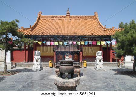 Hohhot Jokhang Temple