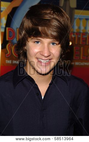 HOLLYWOOD - AUGUST 15: Devon Werkheiser at the Los Angeles Premiere of