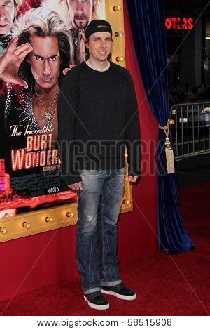 "Dax Shepard at the World Premiere of ""The Incredible Burt Wonderstone"" Chinese Theater, Hollywood, CA 03-11-13"