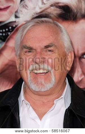 John Ratzenberger at the World Premiere of