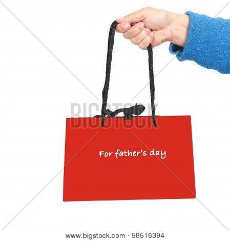 Gift Bag For Fathers Day