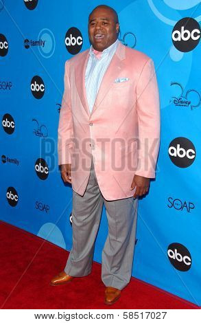 PASADENA, CA - JULY 19: Chi McBride at the Disney ABC Television Group All Star Party on July 19, 2006 at Kidspace Children's Museum in Pasadena, CA.