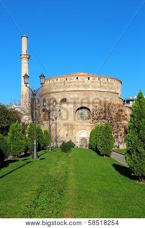 Rotunda Of St. George In Thessaloniki, Greece