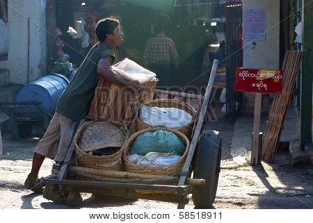 Kalaw Market, Myanmar
