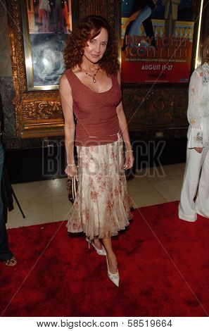 HOLLYWOOD - AUGUST 15: Jacklyn Zeman at the Los Angeles Premiere of Dirty Rotten Scoundrels on August 15, 2006 at Pantages Theatre in Hollywood, CA.