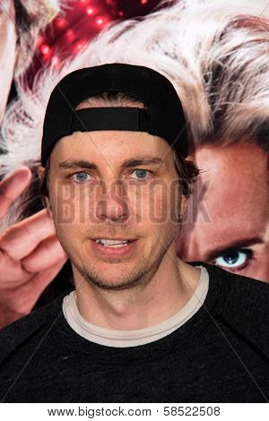 """Dax Shepard at the World Premiere of """"The Incredible Burt Wonderstone,"""" Chinese Theater, Hollywood, CA 03-11-13"""
