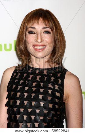 Naomi Grossman at