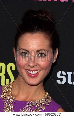 Eva Amurri Martino at the Los Angeles Premiere of