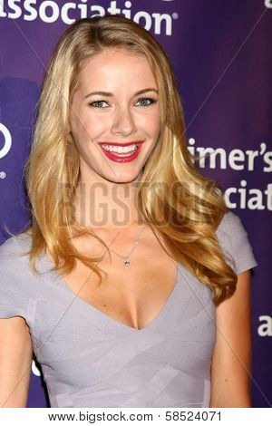Olivia Jordan at the 21st Annual