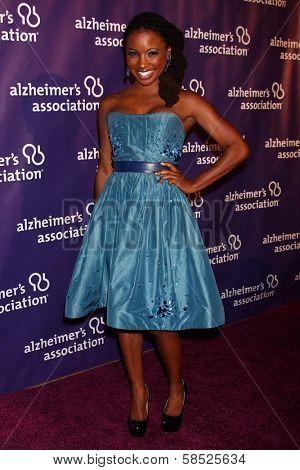 Shanola Hampton at the 21st Annual