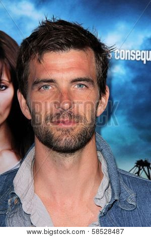 Lucas Bryant at the