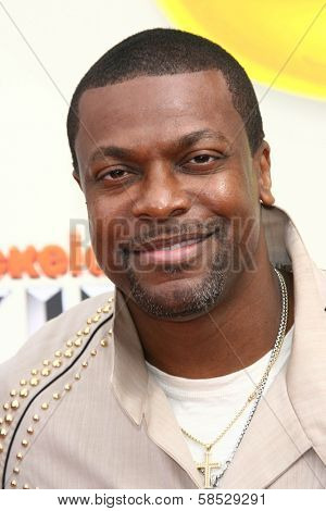 Chris Tucker at the 2012 Nickelodeon Kids' Choice Awards, Galen Center,  Los Angeles, CA 03-31-12