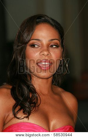 HOLLYWOOD - AUGUST 25: Sanaa Lathan at the