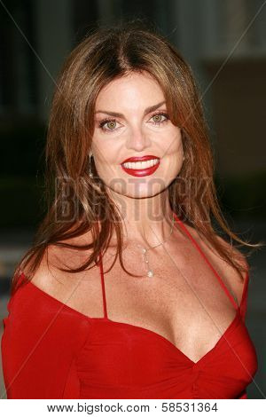 HOLLYWOOD - AUGUST 25: Tracy Scoggins at the
