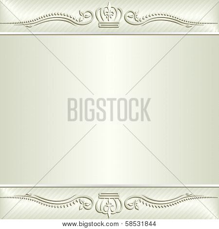 Ecru Background