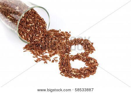 Coarse Rice Grain
