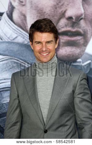 Tom Cruise at the