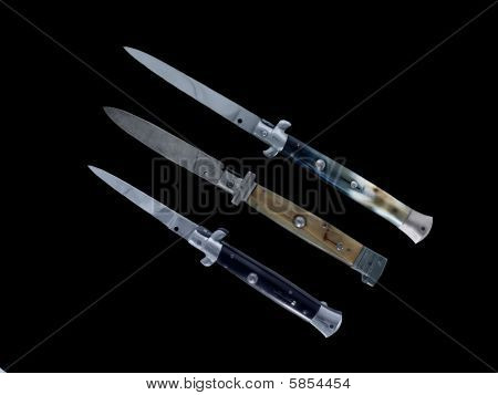 Three Switchblades