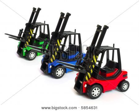 Toy Forklifts
