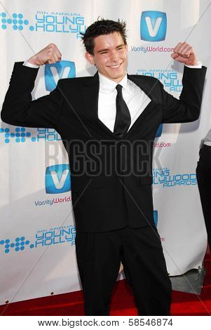 HOLLYWOOD - APRIL 30: Stephan Bender at Movieline's Hollywood Life 8th Annual Young Hollywood Awards at Henry Fonda Music Box Theater on April 30, 2006 in Hollywood, CA.