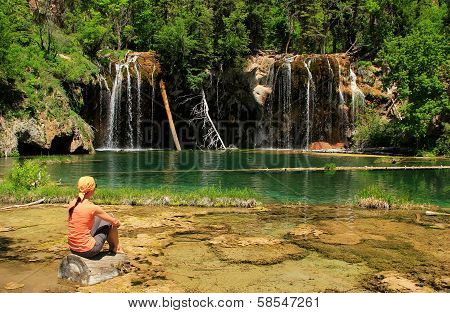 Hanging Lake, Glenwood Canyon, Colorado