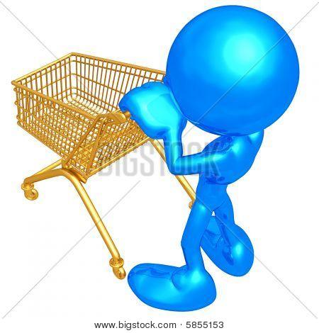 Mini et einkaufen