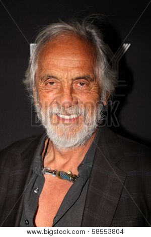 Tommy Chong at the