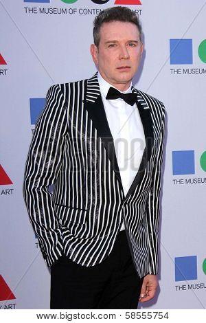 Eugene Sadovoy at the MOCA Gala, MOCA Grand Avenue, Los Angeles, CA 04-20-13