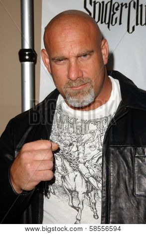 HOLLYWOOD - APRIL 30: Bill Goldberg at the Larpy Awards at Avalon on April 30, 2006 in Hollywood, CA.