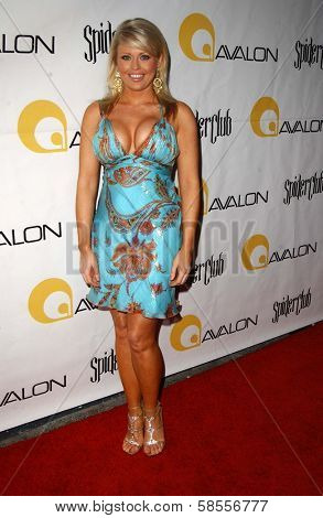 HOLLYWOOD - APRIL 30: Cynthia Lea at the Larpy Awards at Avalon on April 30, 2006 in Hollywood, CA.