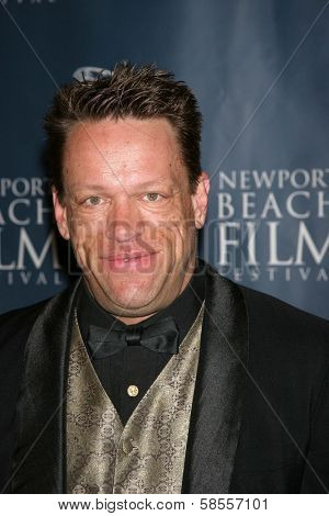 NEWPORT BEACH - APRIL 20: Brian Thompson at the 7th Annual Newport Beach Film Festival Opening Night Screening of