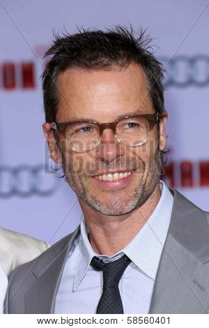 Guy Pearce at the