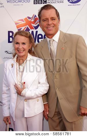 Juliet Mills, Maxwell Caulfield at