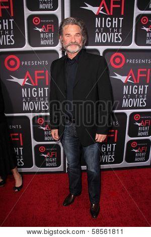 Kurt Russell at AFI Night At The Movies, Arclight, Hollywood, CA 04-24-13