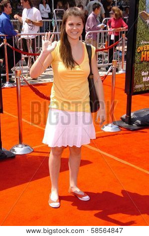 WESTWOOD - APRIL 30: LIndsey Shaw at the Los Angeles Premiere of