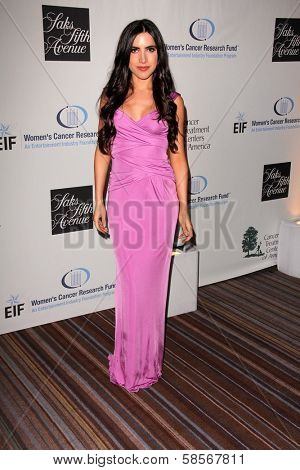Caren Brooks at An Unforgettable Evening Presented by Saks Fifth Avenue, Beverly Wilshire Hotel, Beverly Hills, CA 05-02-13