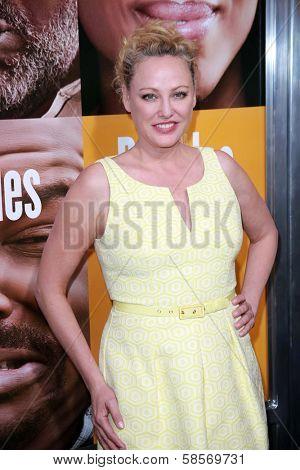 Virgina Madsen at the