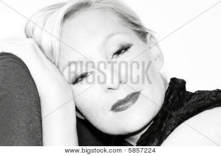 Woman With Bedroom Eyes