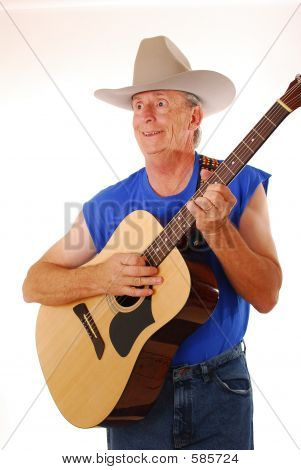 Old Time Country Musician Seven