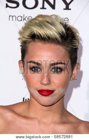 Miley Cyrus at the 2013 Maxim Hot 100 Party, Vanguard, Hollywood, CA 05-15-13