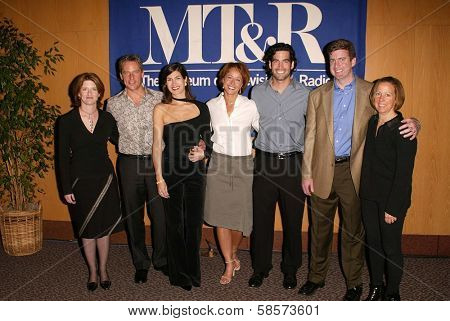 Susan Cohen-Dickler, Doug Wilson, Hilda Santo-Thomas, Paige Davis, Carter Oosterhouse, Ray Murray, Kathy Davidov at the 21st William S. Paley Television Festival at the DGA, Los Angeles, CA 03-04-04