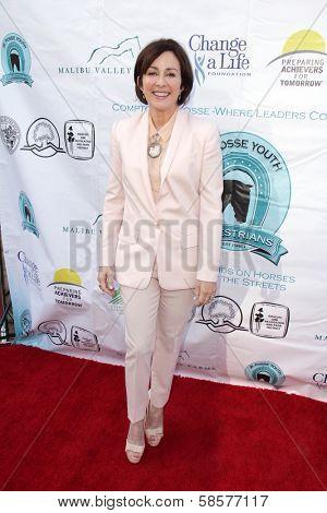 Patricia Heaton at the Compton Jr, Posse Gala honoring Patricia Heaton and Portia de Rossi, Burbank Equestrian Center, Burbank, CA 05-18-13