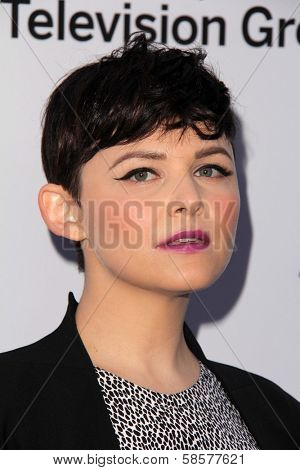 Ginnifer Goodwin at the Disney Media Networks International Upfronts, Walt Disney Studios, Burbank, CA 05-19-13